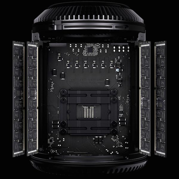 Mac Pro 6,1 CPU and Memory Upgrades